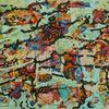 Ölmalerei, Expressionismus, Panel, Meditations