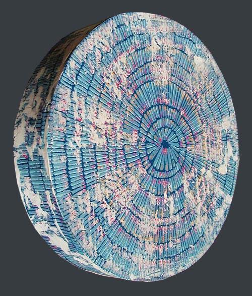 Keramik, Modern, Design, Malerei, Abstrakt,