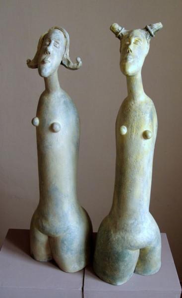 Skulptur, Keramik, Kunsthandwerk,