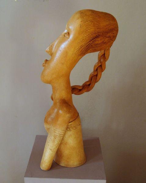 Keramik, Portrait, Skulptur, Kunsthandwerk,