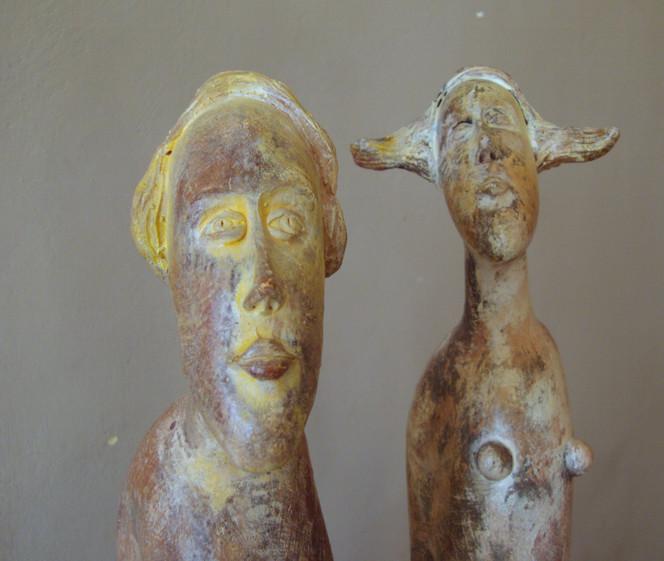 Skupltur, Figurative kunst, Keriamk, Keramik, Kunsthandwerk