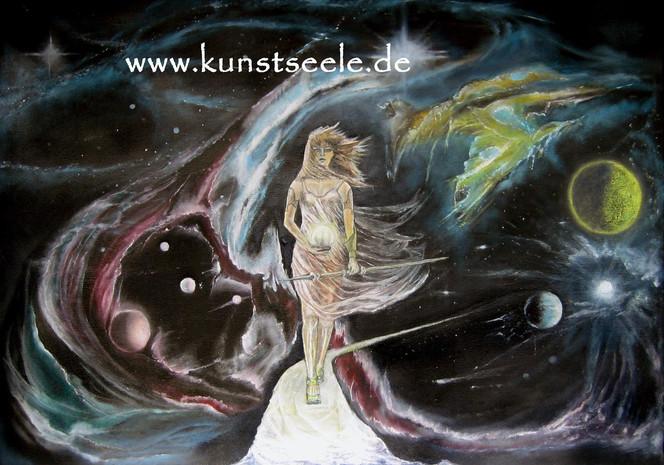 Venus, Malerei, Surreal