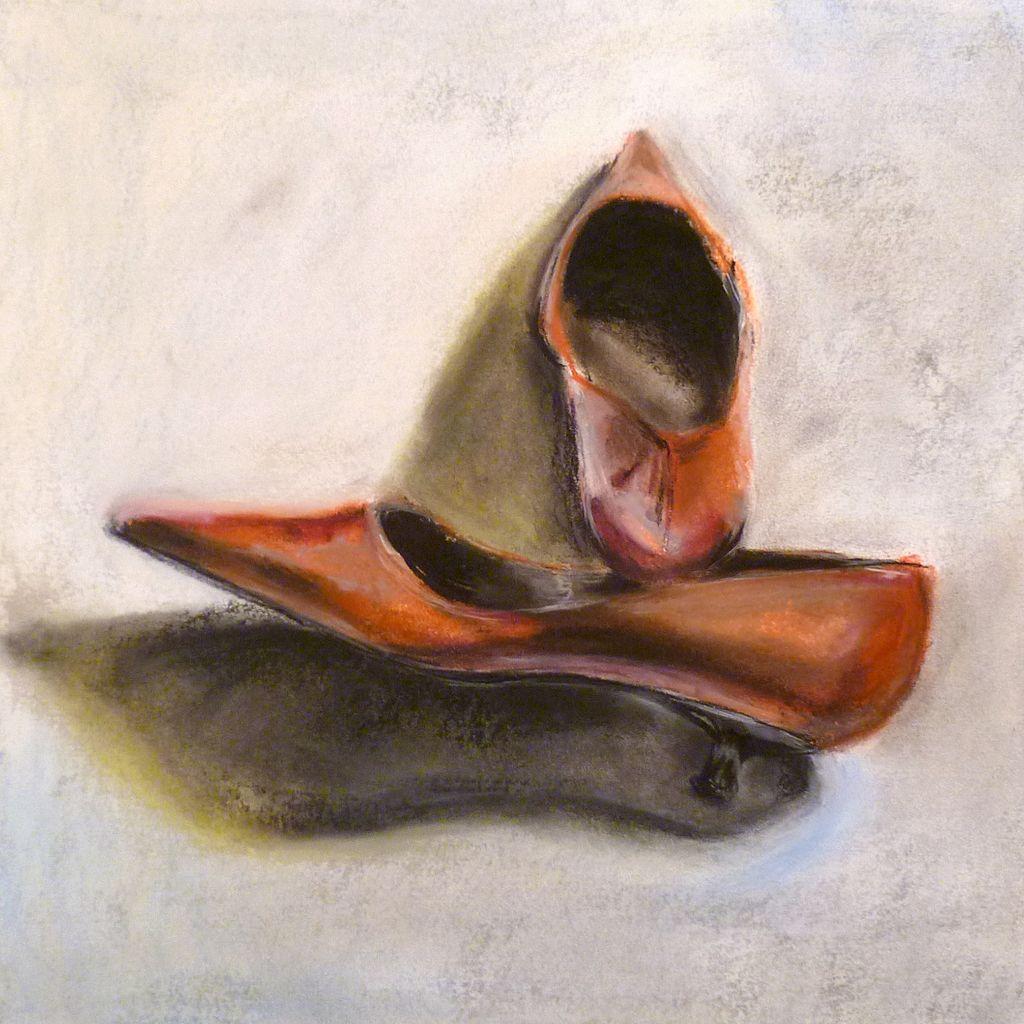 Bild rot high heels damenschuhe pumps von patrick bei