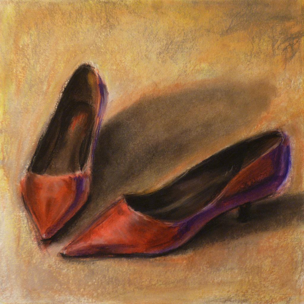 bild rot high heels damenschuhe pumps von patrick bei. Black Bedroom Furniture Sets. Home Design Ideas