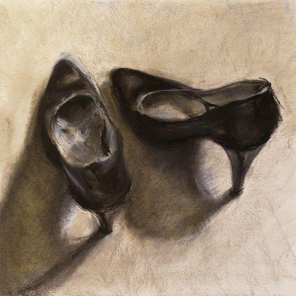 Pumps, Mädchen, High heels, Schuhe, Schwarz, Damenschuhe