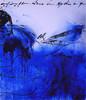Blau, Malerei, Mittagspause, Abstrakt