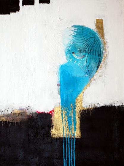 Abstrakt, Design, Modern, Gemälde, Malerei,