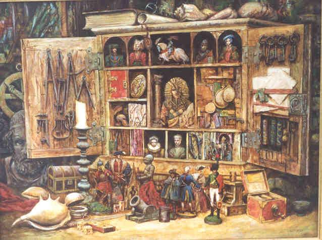 Sammlung, Malerei, Stillleben