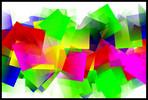 Digital, Digitale kunst, Abstrakt