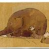 Elefant, Redewendung, Zeichnungen,