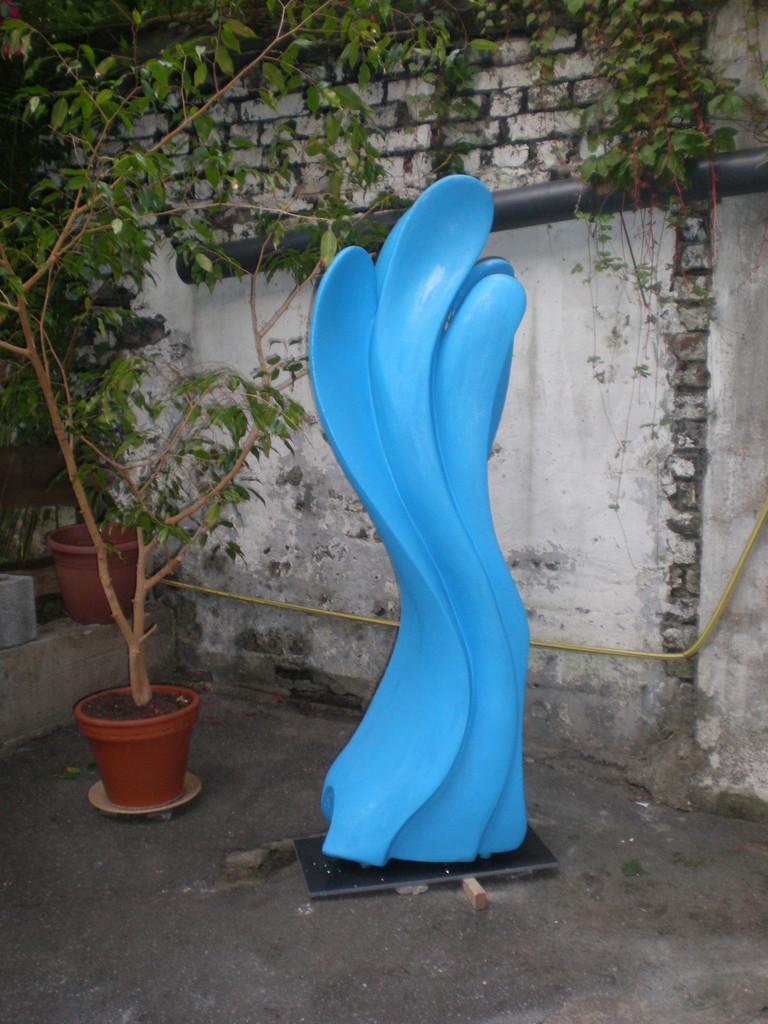 bild plastiken skulptur ausstellungen impressionen von. Black Bedroom Furniture Sets. Home Design Ideas