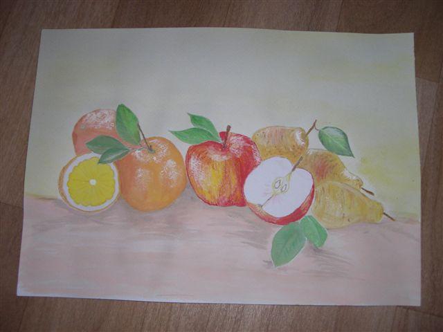 Bild: Malerei, Stillleben, Obst von G K bei KunstNet