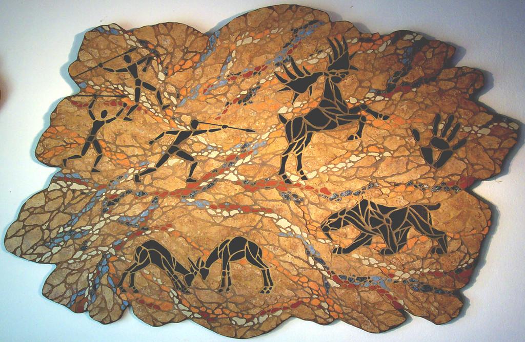 Steinzeit Kunst