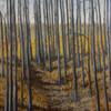 Mikado, Ölmalerei, Malerei