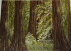 Ölmalerei, Die giganten, Malerei