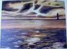 Ölmalerei, Malerei, Nordsee