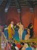 Sklavenmarkt, Malerei
