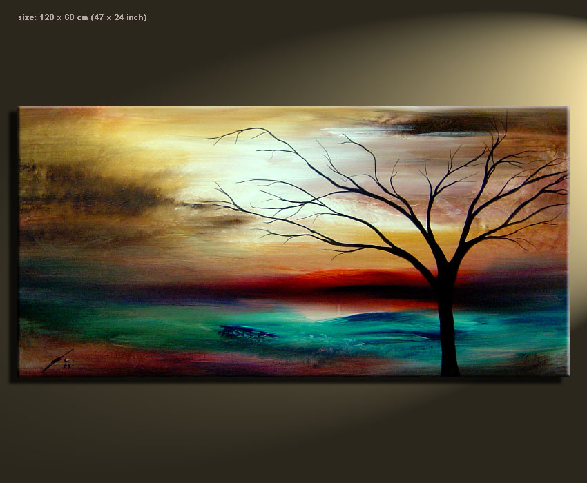 How To Start Painting Abstract Art