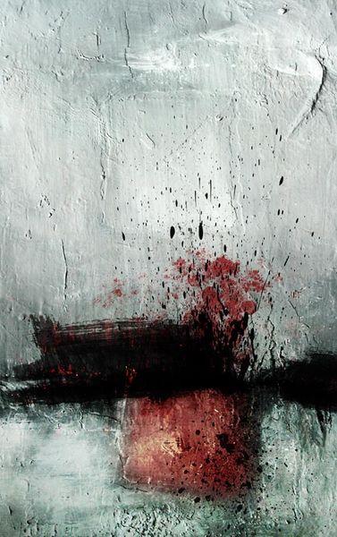 Amorph, Intuition, Acrylmalerei, Malerei, Abstrakt