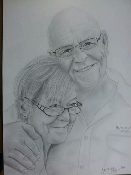 Bleistiftzeichnung, Frau, Gesicht, Portrait, Zeichnungen