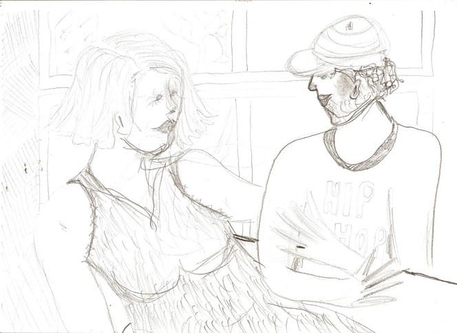 Zeichnnung, Realismus, Zeichnungen,