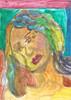 Portrait, Malerei, Frau, Ölmalerei