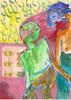 Ölmalerei, Malerei, Il