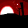 Blase, Blubber, Rot, Sonne