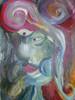 2008, Punk, Cruz, Ölmalerei