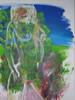 Remlingen, Acrylmalerei, Baum, Aquarellmalerei