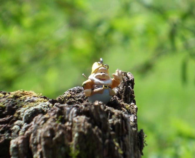 Miniaturfiguren, Fotografie