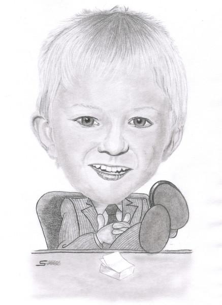 Kohlezeichnung, Karikatur, Bleistiftzeichnung, Zeichnungen, Portrait