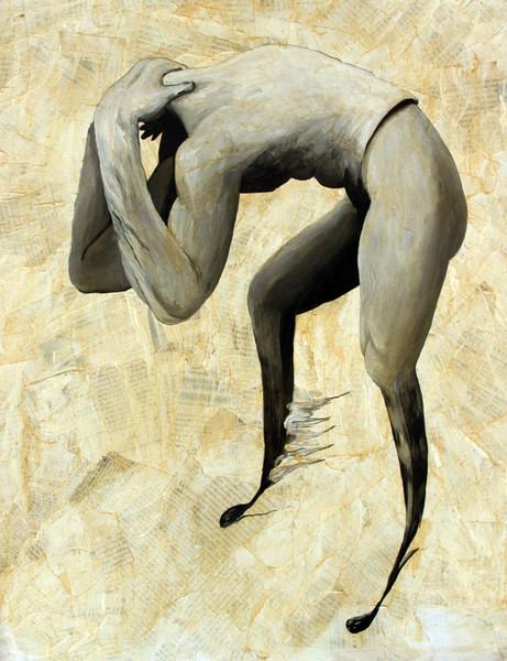 Modern, Symbolismus, Malerei, Tag