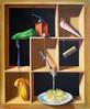 Ölmalerei, Malerei, Figural,
