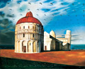 Pisa, Landschaft, Flugzeug, Himmel