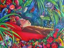 Ölmalerei, Malerei, Figural, 2008
