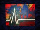 Herzschlag, Rot, Leben, Puls