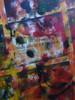 Malerei, Abstrakt, Allein, Schwer