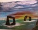 Fantasie, Küste, Licht, Meer