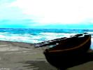 Boot, Brandung, Wasser, Meer