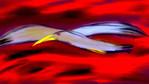 Vogel, Rot, Phönix, Malerei
