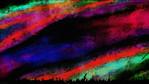 Regenbogenland, Landschaft, Regenbogen, Malerei