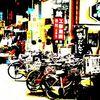 Fahrrad, Experimentelle, Fotografie, Japan