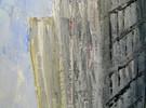 Hamburg, Malerei, Abstrakt, Häuser