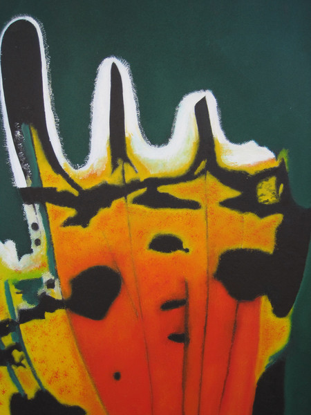 Metapher, Assoziativ naturalistisch, Malerei, Schwung