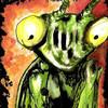 Käfer, Comic, Gottesanbeterin, Fangschrecke