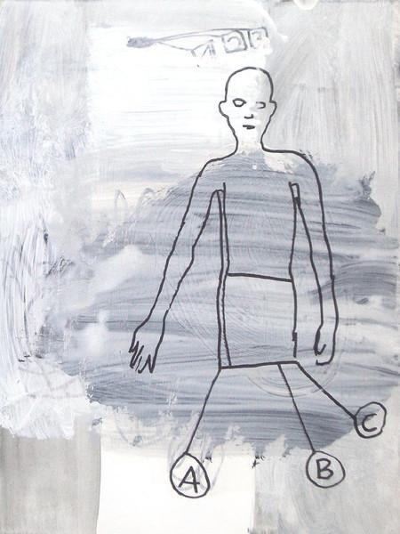 Zeichnungen, Menschen, Serie