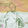 Malerei, Menschen, Mann, Arm