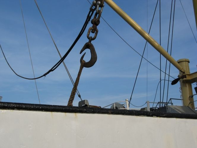 Frachtschiff, Fotografie, Haken, Stückgut, Hafen, Ladegeschirr