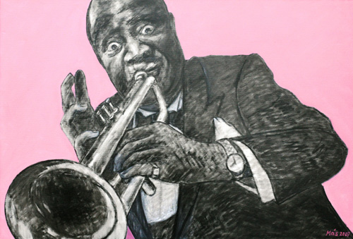 Armstrong, Jazz, Musiker, Orleans, Satchmo, Trompete